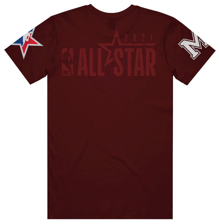 Pupil 2021 All-Star X Morehouse Tee