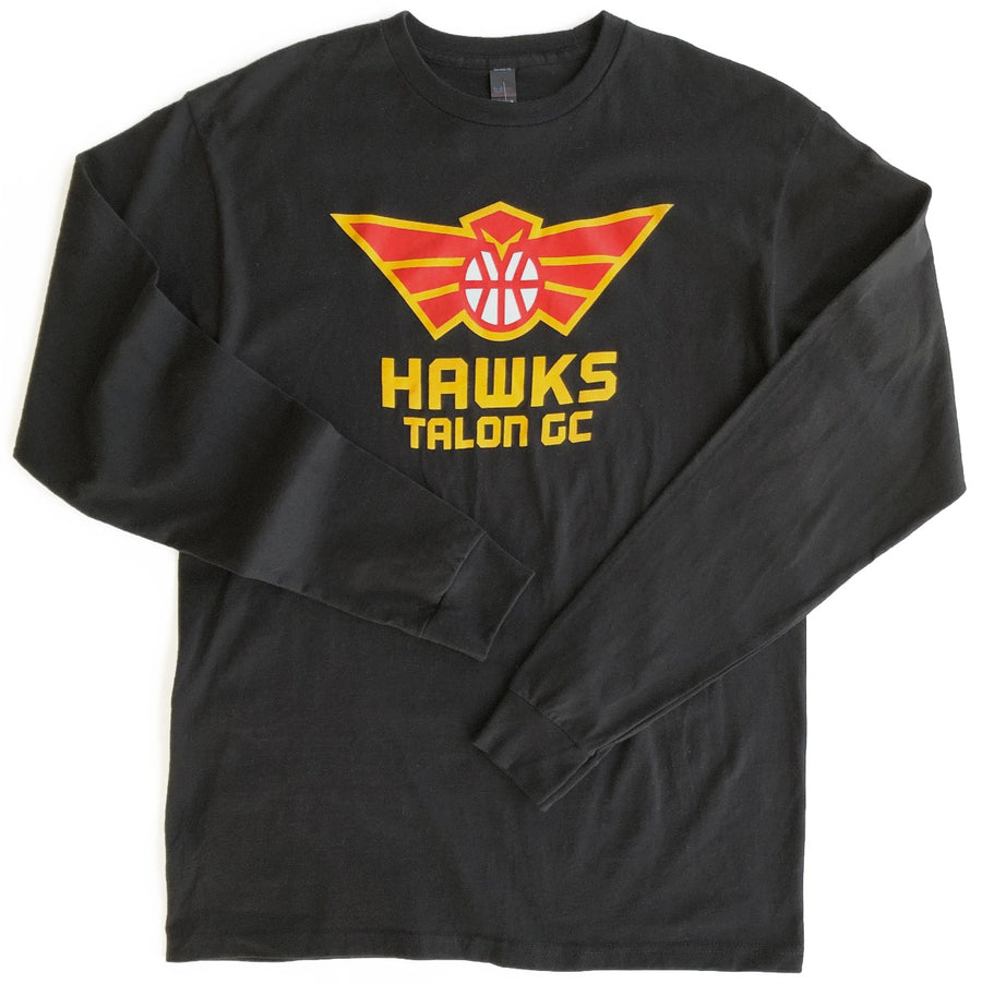 Talon GC Black Long Sleeve Tee