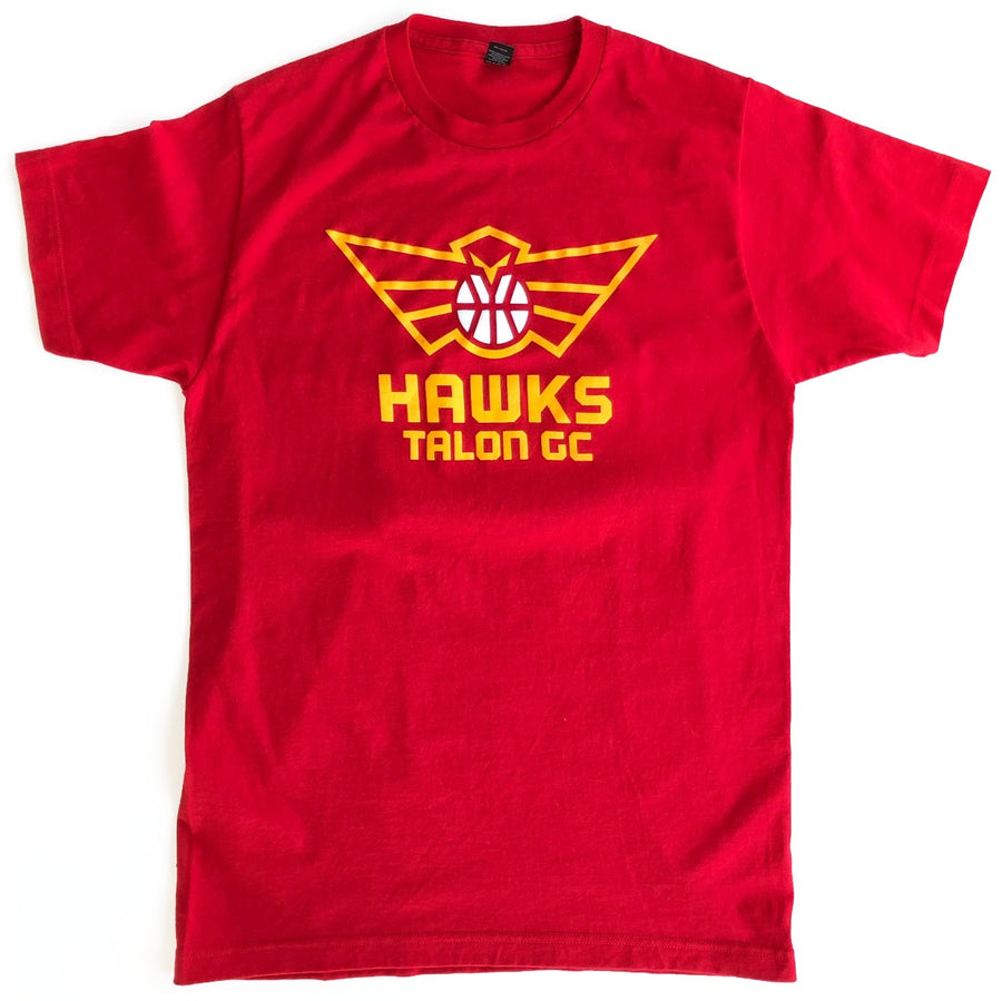 Talon GC Red Short Sleeve Tee