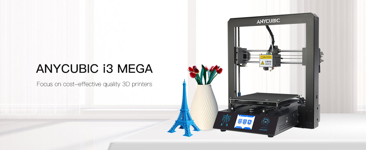 Anycubic i3 Mega 3D Printer – ANYCUBIC 3D Printing