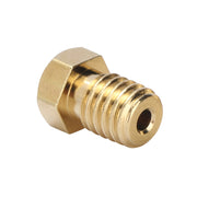 Brass Nozzle for V5 V6 Extruder J-Head 5Pcs