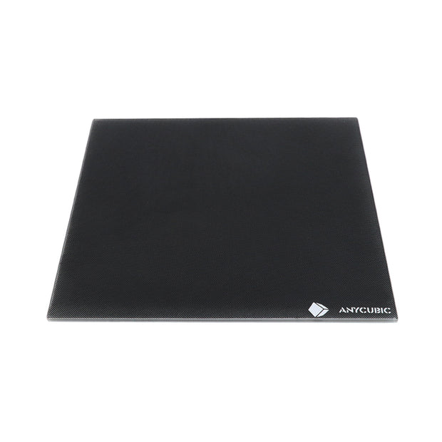 Platform Tempered Glass Plate 310*310mm for FDM 3D Printer