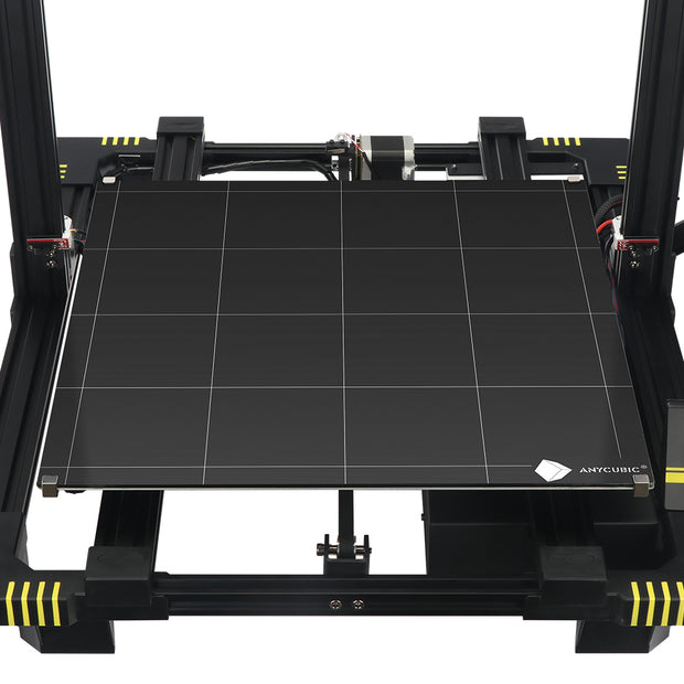 Ultrabase Glass Plate with Heated Bed for Chiron