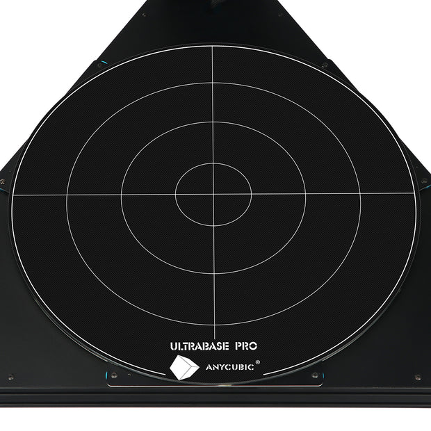 Ultrabase Glass Plate with Heated Bed for Predator