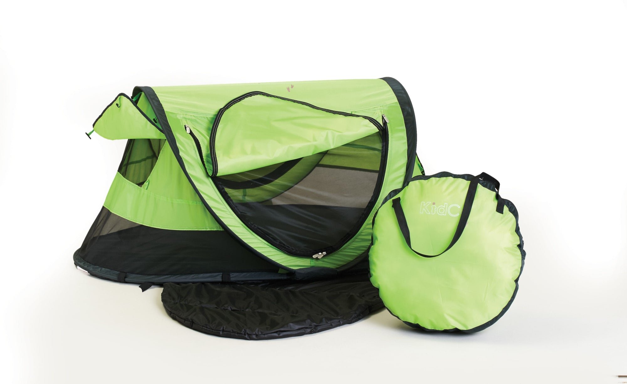Carpa PeaPod Plus con Filtro UV - Kiwi