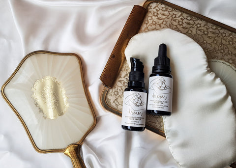 Face Night Serums from Elan Skincare, Dream Couple