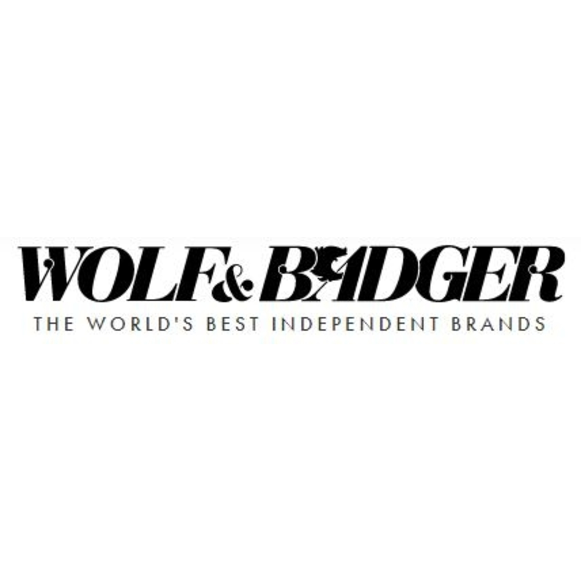 Elan Skincare Stockist Wolf and Badger Logo