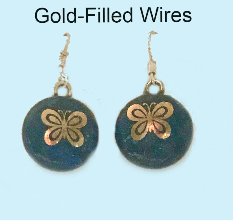 Butterfly Energy Therapy Earrings