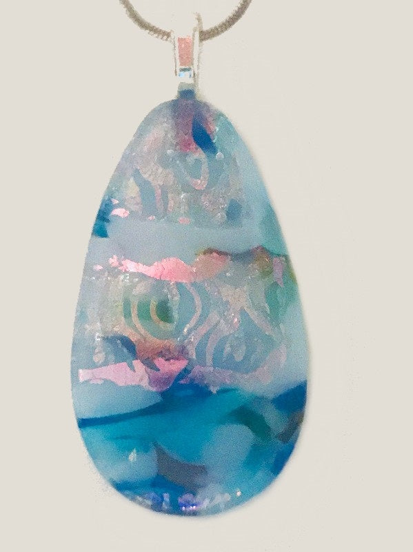 Dolphin Song Energy Therapy Pendant