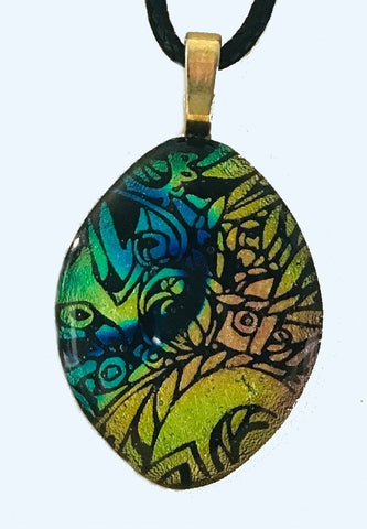 Nature's Beauty Energy Therapy Pendant
