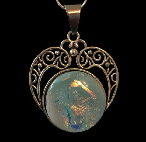 Opal Angel Energy Therapy Pendant