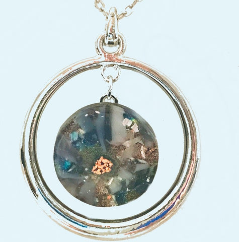 Sparkling Gems Energy Therapy Pendant