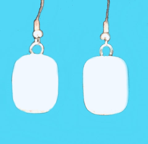 Snow White Energy Therapy Dangles