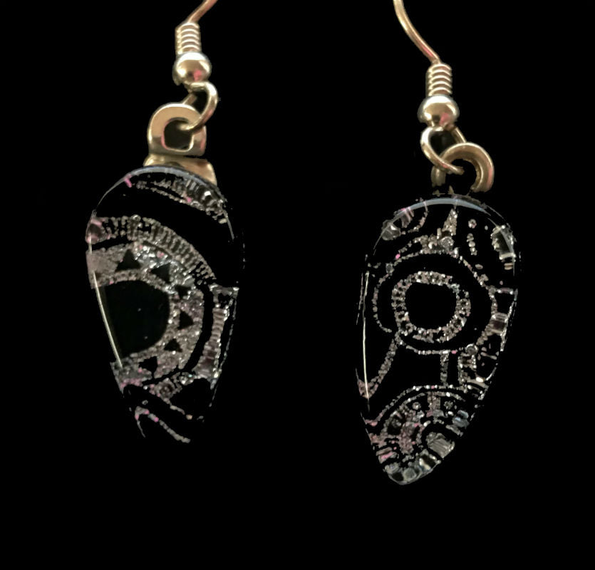 Clockworks Energy Therapy Earrings
