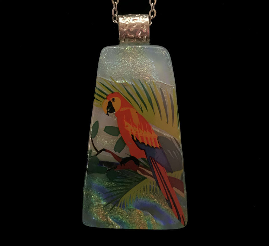 Polly Energy Therapy Pendant