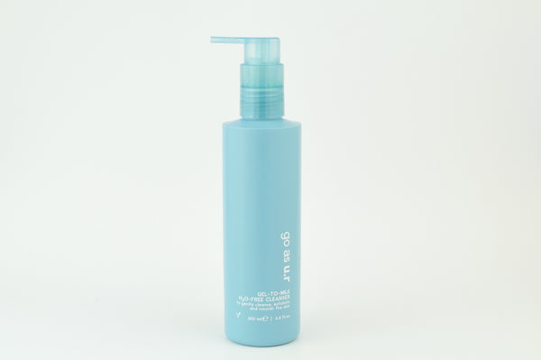 H2O free cleanser