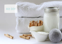 KIT DIY - Lessive naturelle