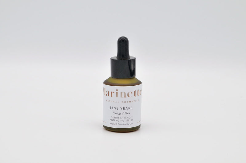 Marinette Beauty - Less Years - Sérum anti-âge