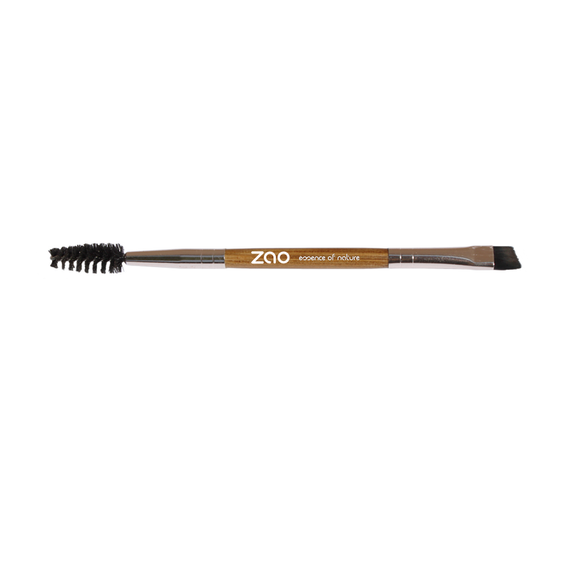 Zao - Pinceau sourcils duo