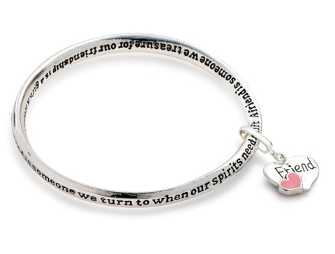 'Friend' Forever Connected Bracelet