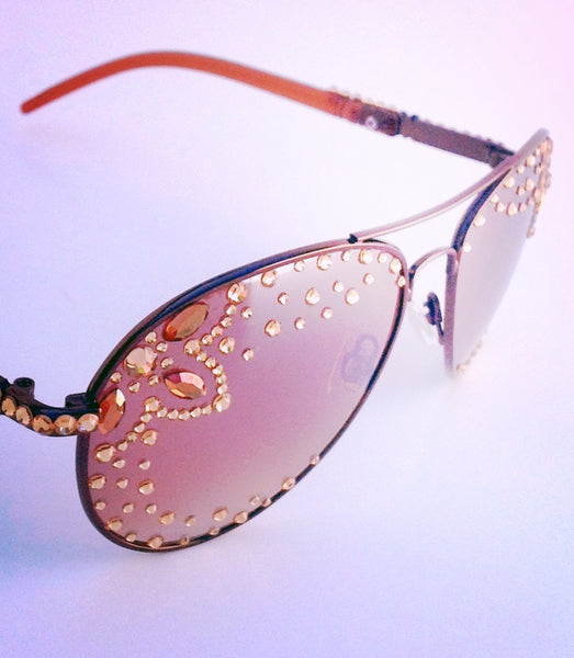 S/S LIMITED EDITION 'Hippie Fever' Aviators.