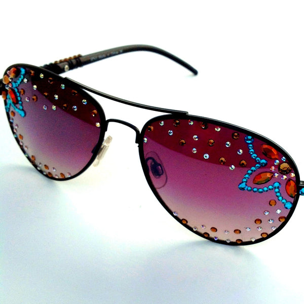 S/S LIMITED EDITION 'Hipster Graffiti' Aviators