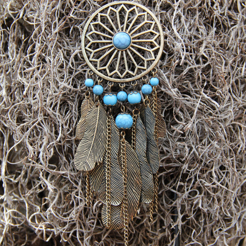 Wandering 'Free Spirit' Dream Catcher