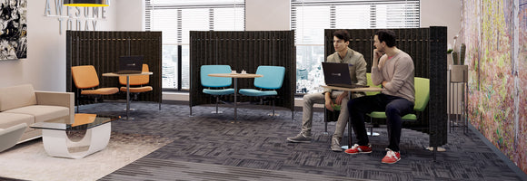 Product Spotlight: Allsfär's Diffuse Acoustic Furniture