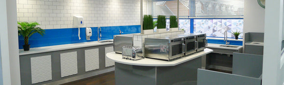 Project - Commercial Kitchen