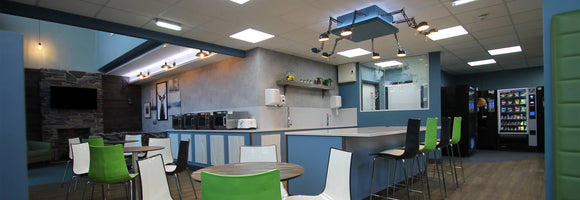 Project - Commercial Dining Area