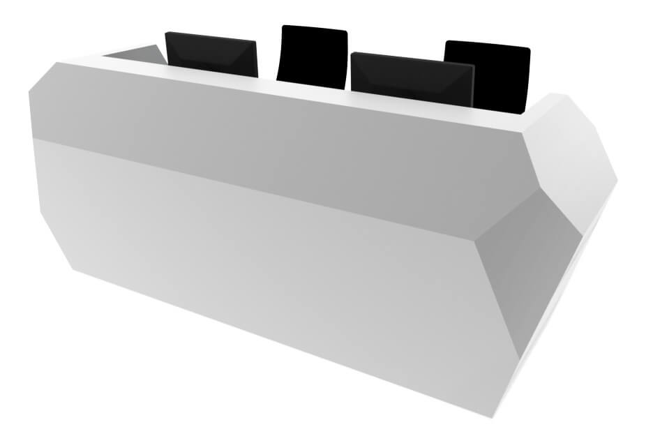Clarke Rendall Invite Reception Desk
