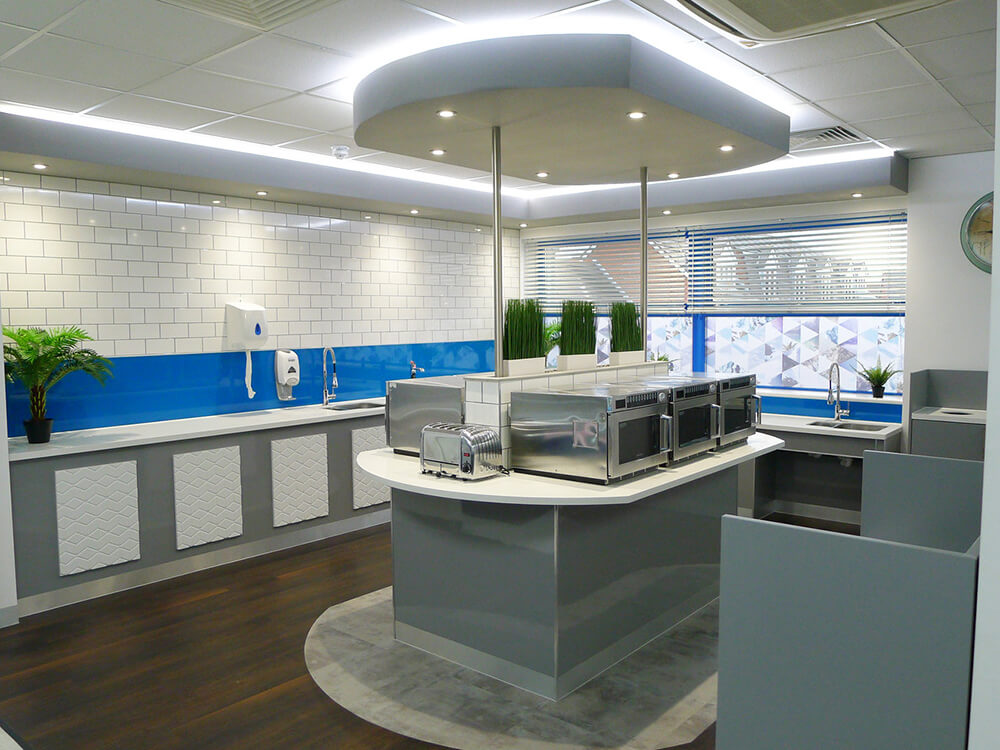 Commercial Canteen Project