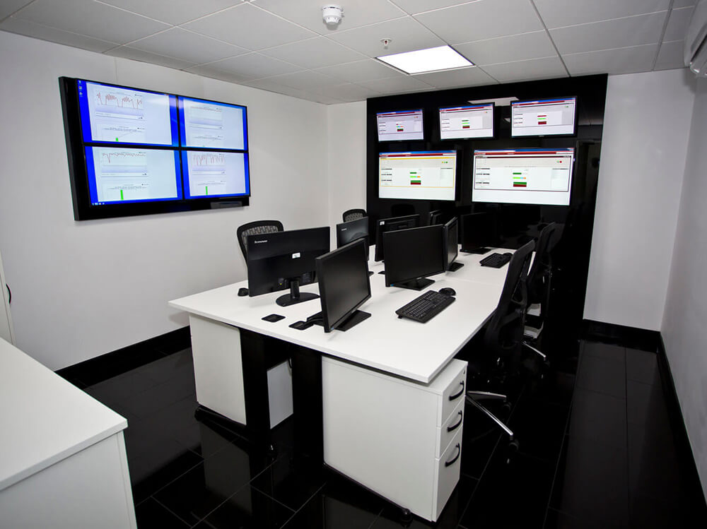 Chandlers Ford Control Room Project