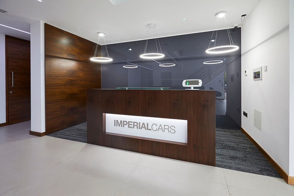 Imperial House Project
