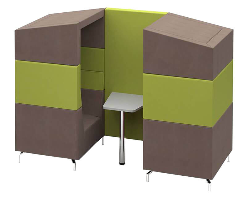 Alban Meeting Booth