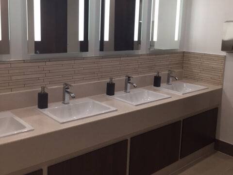 PEI Washroom Project