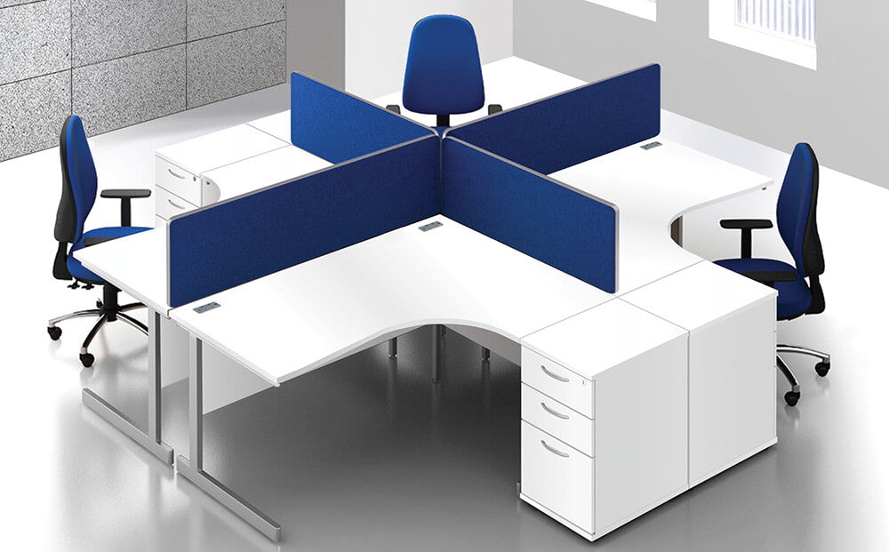 Office Partitions, Cubicles and Desk Cladding