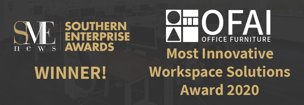 Most Innovative Workspace Solutions Award
