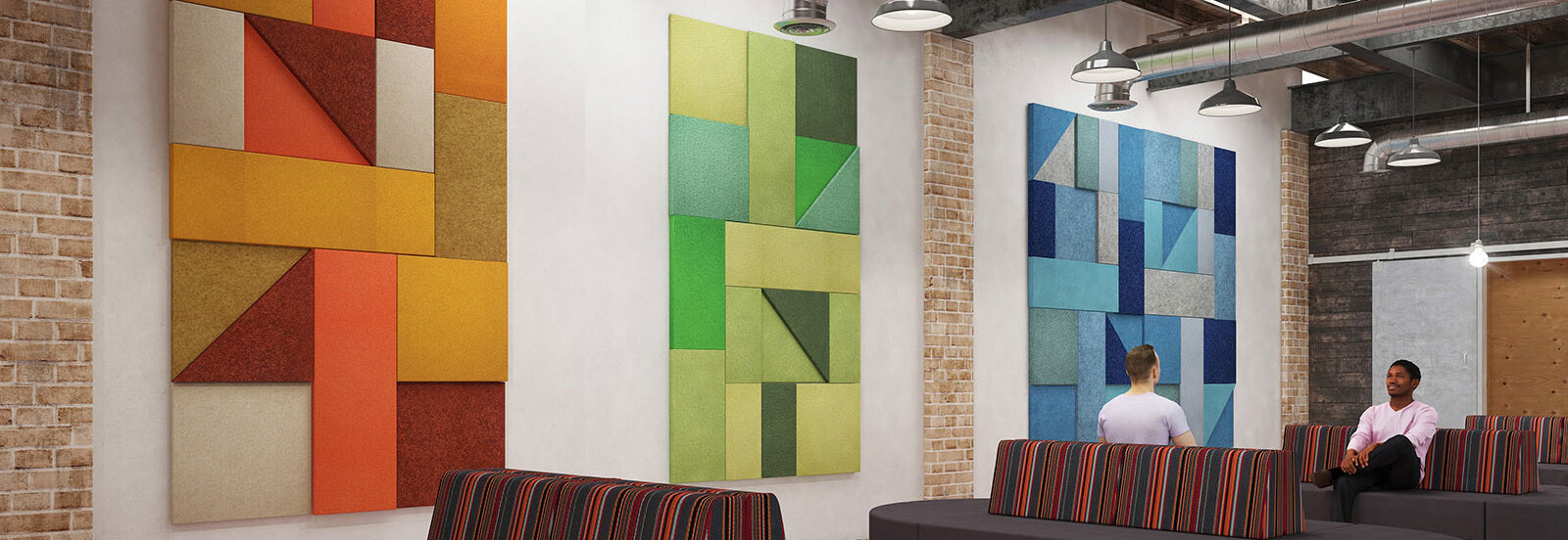 Social Spaces Acoustic Solutions