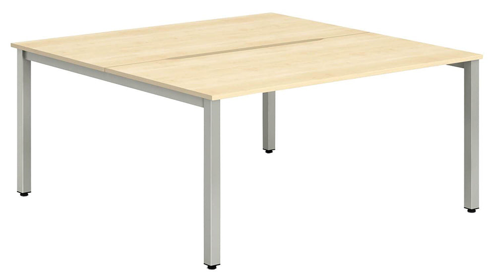 Workpro Two Person Bench Desk