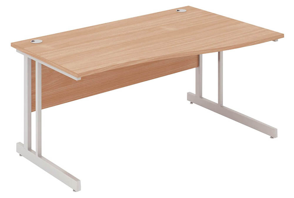 Workpro Cantilever Wave Desk