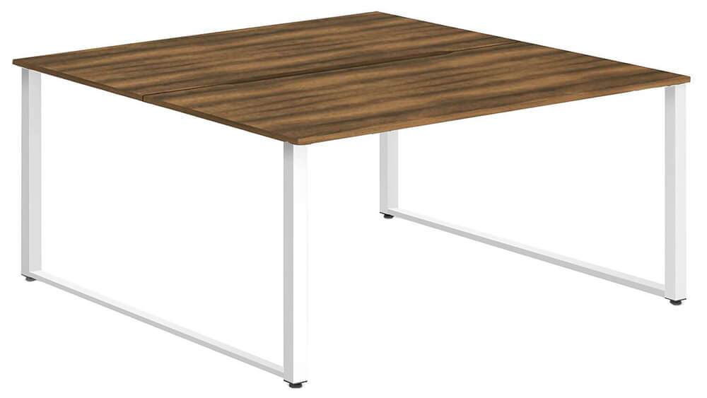 Workpro Plus Two Person Bench Desk