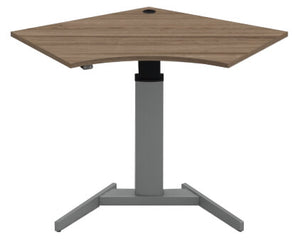 ConSet 501-19 Height Adjustable Basic Desk