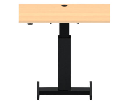 ConSet 501-19 Height Adjustable Centre Desk