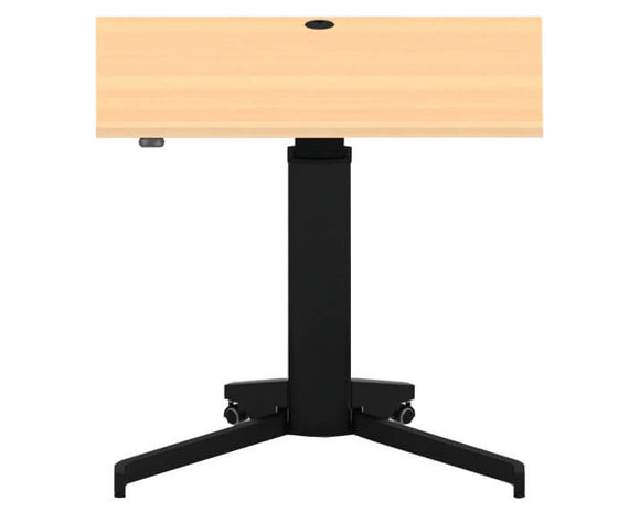 ConSet 501-19 Height Adjustable 120 Degree Desk