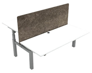 ConSet 501-88 Height/Width Adjustable Bench Desk