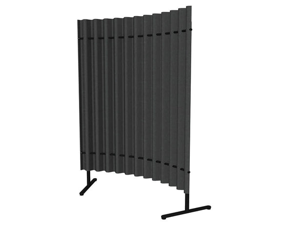 Allsfär Diffuse Curved Acoustic Screen
