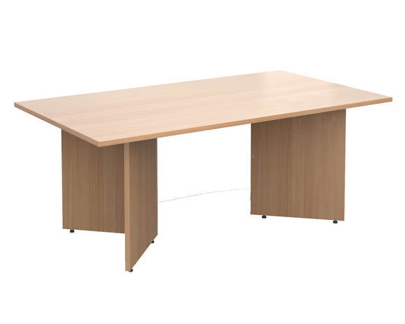 Workpro Robin Rectangular Boardroom Table