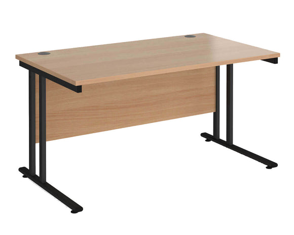 Workpro Tenor Straight 800mm Deep Desk