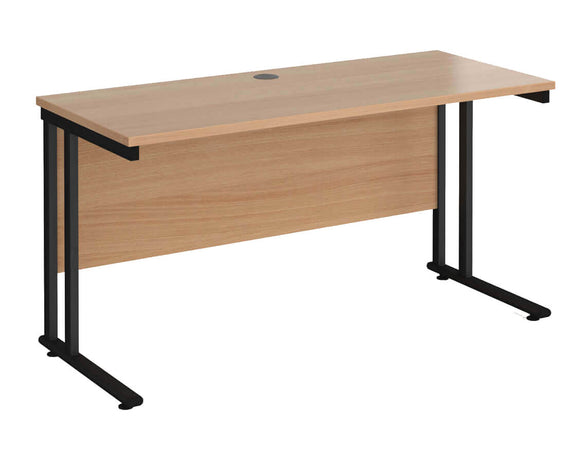 Workpro Tenor Straight 600mm Deep Desk